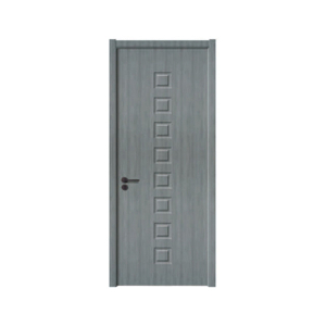 YK-136 Color and pattern customized conference room door pvc film wpc door / wpc hollow door / pure door