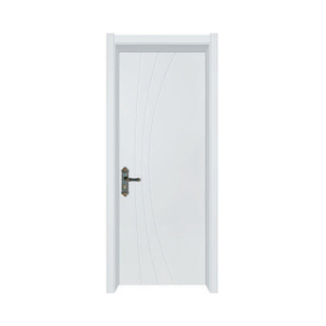 YK-105 Hot selling waterproof wpc door / wpc hollow door / pure wpc door in Vietnam