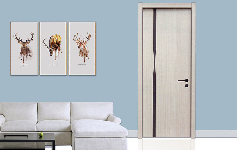 Wood plastic doors have suddenly become a new trend in many products